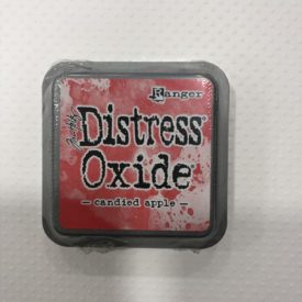 Tinta Distress Oxide, -candied Apple-