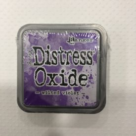 Tinta Distress Oxide, -vilted Violet-