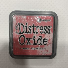 Tinta Distress Oxide, -worn Lipstick-