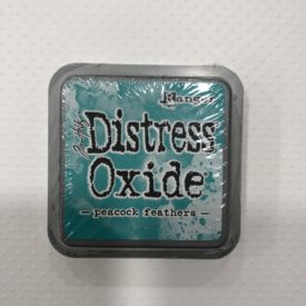Tinta Distress Oxide, -peacok Feathers-