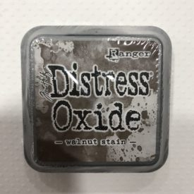 Tinta Distress Oxide, -walnut Stain-