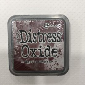 Tinta Distress Oxide , -age Mahogany-