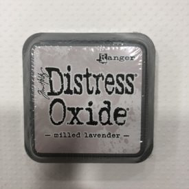 Tinta Distress Oxide, -milled Lavender-