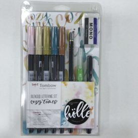 Tombow Blended Lettering Set, Cozy Times.