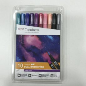 Tombow ABT,  10 Rotus Galaxy Colors.